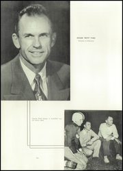 Page 10, 1954 Edition, Mesa High School - Superstition Yearbook (Mesa, AZ) online yearbook collection