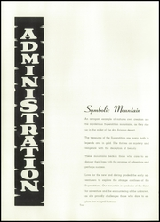 Page 14, 1954 Edition, Mesa High School - Superstition Yearbook (Mesa, AZ) online yearbook collection