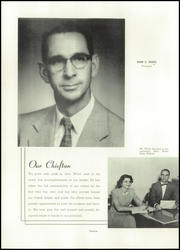 Page 16, 1954 Edition, Mesa High School - Superstition Yearbook (Mesa, AZ) online yearbook collection