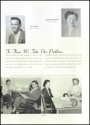 Page 17, 1954 Edition, Mesa High School - Superstition Yearbook (Mesa, AZ) online yearbook collection