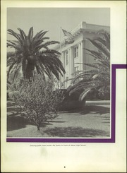 Page 10, 1958 Edition, Mesa High School - Superstition Yearbook (Mesa, AZ) online yearbook collection