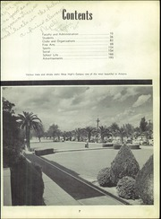 Page 11, 1958 Edition, Mesa High School - Superstition Yearbook (Mesa, AZ) online yearbook collection