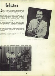 Page 13, 1958 Edition, Mesa High School - Superstition Yearbook (Mesa, AZ) online yearbook collection