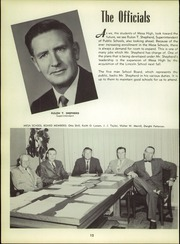 Page 16, 1958 Edition, Mesa High School - Superstition Yearbook (Mesa, AZ) online yearbook collection