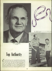 Page 18, 1958 Edition, Mesa High School - Superstition Yearbook (Mesa, AZ) online yearbook collection