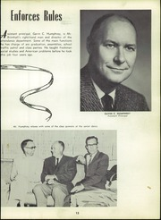 Page 19, 1958 Edition, Mesa High School - Superstition Yearbook (Mesa, AZ) online yearbook collection