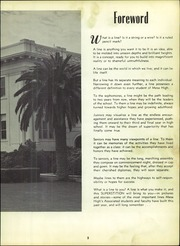 Page 9, 1958 Edition, Mesa High School - Superstition Yearbook (Mesa, AZ) online yearbook collection