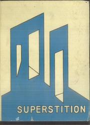 1965 Edition, Mesa High School - Superstition Yearbook (Mesa, AZ)