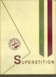 1966 Edition, Mesa High School - Superstition Yearbook (Mesa, AZ)