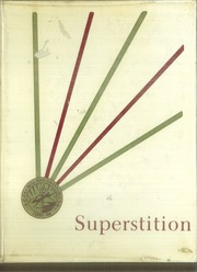 1967 Edition, Mesa High School - Superstition Yearbook (Mesa, AZ)
