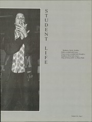 Page 11, 1971 Edition, Mesa High School - Superstition Yearbook (Mesa, AZ) online yearbook collection