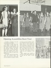 Page 14, 1971 Edition, Mesa High School - Superstition Yearbook (Mesa, AZ) online yearbook collection