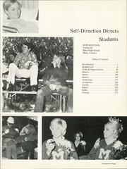 Page 5, 1971 Edition, Mesa High School - Superstition Yearbook (Mesa, AZ) online yearbook collection