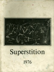1976 Edition, Mesa High School - Superstition Yearbook (Mesa, AZ)