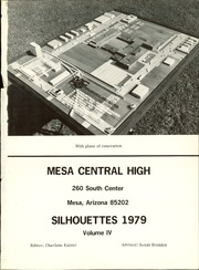Page 3, 1979 Edition, Mesa High School - Superstition Yearbook (Mesa, AZ) online yearbook collection