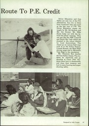 Page 65, 1980 Edition, Mesa High School - Superstition Yearbook (Mesa, AZ) online yearbook collection