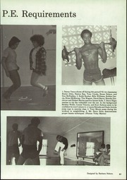 Page 67, 1980 Edition, Mesa High School - Superstition Yearbook (Mesa, AZ) online yearbook collection