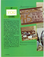 Page 10, 1986 Edition, Mesa High School - Superstition Yearbook (Mesa, AZ) online yearbook collection