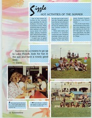 Page 16, 1986 Edition, Mesa High School - Superstition Yearbook (Mesa, AZ) online yearbook collection