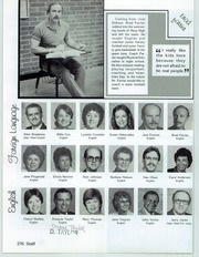 Page 270, 1986 Edition, Mesa High School - Superstition Yearbook (Mesa, AZ) online yearbook collection