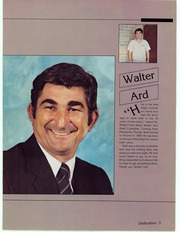 Page 7, 1986 Edition, Mesa High School - Superstition Yearbook (Mesa, AZ) online yearbook collection