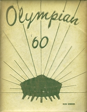 Arcadia High School - Olympian Yearbook (Phoenix, AZ) online yearbook collection, 1960 Edition, Page 1