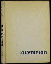 1965 Edition, Arcadia High School - Olympian Yearbook (Phoenix, AZ)