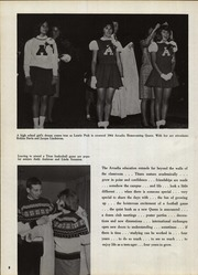 Page 12, 1965 Edition, Arcadia High School - Olympian Yearbook (Phoenix, AZ) online yearbook collection