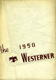 1950 Edition, West Phoenix High School - Westerner Yearbook (Phoenix, AZ)