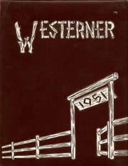 1951 Edition, West Phoenix High School - Westerner Yearbook (Phoenix, AZ)