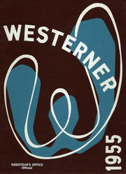 1955 Edition, West Phoenix High School - Westerner Yearbook (Phoenix, AZ)