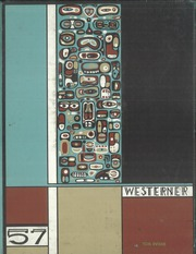 1957 Edition, West Phoenix High School - Westerner Yearbook (Phoenix, AZ)