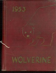 Tolleson Union High School - Wolverine Yearbook (Tolleson, AZ) online yearbook collection, 1953 Edition, Page 1