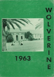 Tolleson Union High School - Wolverine Yearbook (Tolleson, AZ) online yearbook collection, 1963 Edition, Page 1