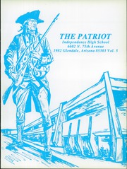 Page 5, 1982 Edition, Independence High School - Patriot Yearbook (Glendale, AZ) online yearbook collection