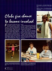 Page 10, 1986 Edition, Mountain View High School - La Vista Yearbook (Mesa, AZ) online yearbook collection