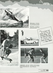 Page 109, 1986 Edition, Mountain View High School - La Vista Yearbook (Mesa, AZ) online yearbook collection