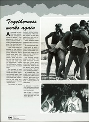 Page 110, 1986 Edition, Mountain View High School - La Vista Yearbook (Mesa, AZ) online yearbook collection