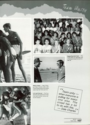 Page 111, 1986 Edition, Mountain View High School - La Vista Yearbook (Mesa, AZ) online yearbook collection
