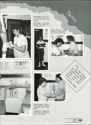 Page 113, 1986 Edition, Mountain View High School - La Vista Yearbook (Mesa, AZ) online yearbook collection