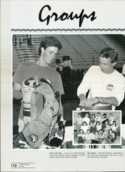 Page 116, 1986 Edition, Mountain View High School - La Vista Yearbook (Mesa, AZ) online yearbook collection