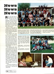 Page 118, 1986 Edition, Mountain View High School - La Vista Yearbook (Mesa, AZ) online yearbook collection