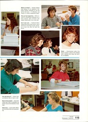 Page 119, 1986 Edition, Mountain View High School - La Vista Yearbook (Mesa, AZ) online yearbook collection