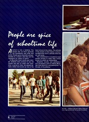 Page 12, 1986 Edition, Mountain View High School - La Vista Yearbook (Mesa, AZ) online yearbook collection