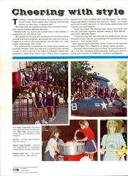 Page 120, 1986 Edition, Mountain View High School - La Vista Yearbook (Mesa, AZ) online yearbook collection