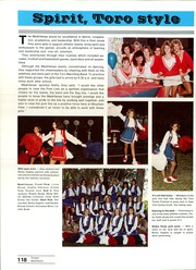 Page 122, 1986 Edition, Mountain View High School - La Vista Yearbook (Mesa, AZ) online yearbook collection
