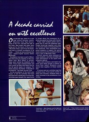Page 6, 1986 Edition, Mountain View High School - La Vista Yearbook (Mesa, AZ) online yearbook collection