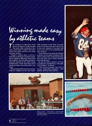Page 8, 1986 Edition, Mountain View High School - La Vista Yearbook (Mesa, AZ) online yearbook collection