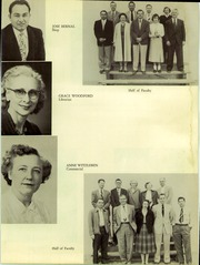 Page 13, 1956 Edition, Parker High School - La Reata Yearbook (Parker, AZ) online yearbook collection
