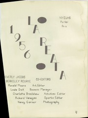 Page 5, 1956 Edition, Parker High School - La Reata Yearbook (Parker, AZ) online yearbook collection